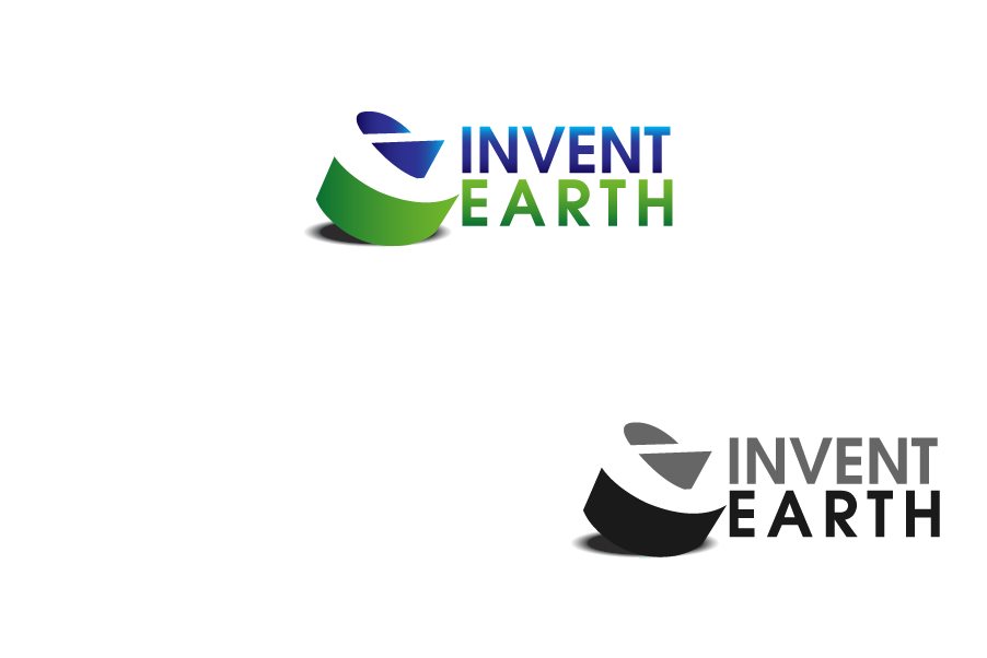 Logo Design by Private User - Entry No. 93 in the Logo Design Contest Artistic Logo Design for Invent Earth.