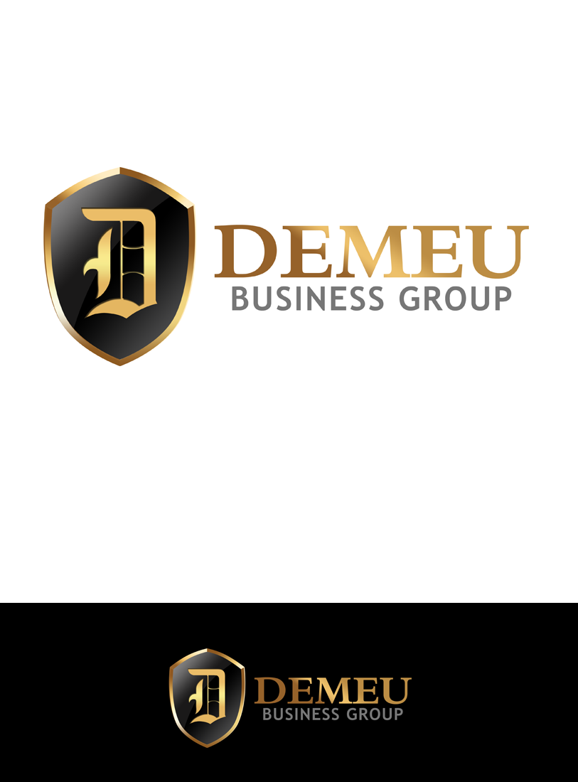 Logo Design by Private User - Entry No. 85 in the Logo Design Contest Captivating Logo Design for DEMEU Business Group.
