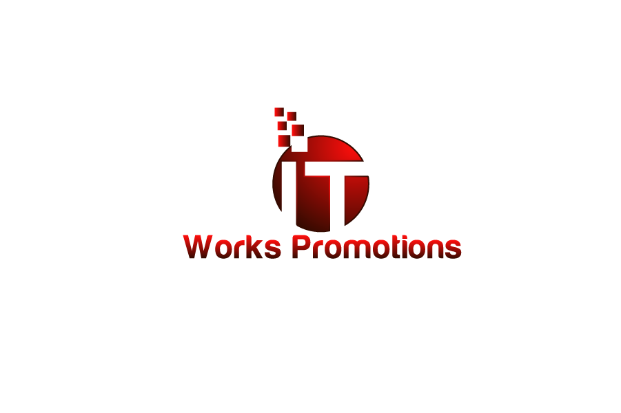 Logo Design by Private User - Entry No. 208 in the Logo Design Contest Creative Logo Design for It Works Promotions.
