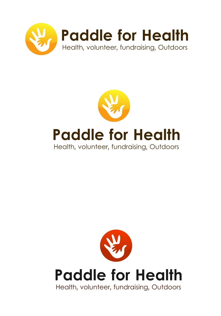 Logo Design by Private User - Entry No. 13 in the Logo Design Contest Creative Logo Design for Paddle for Health.