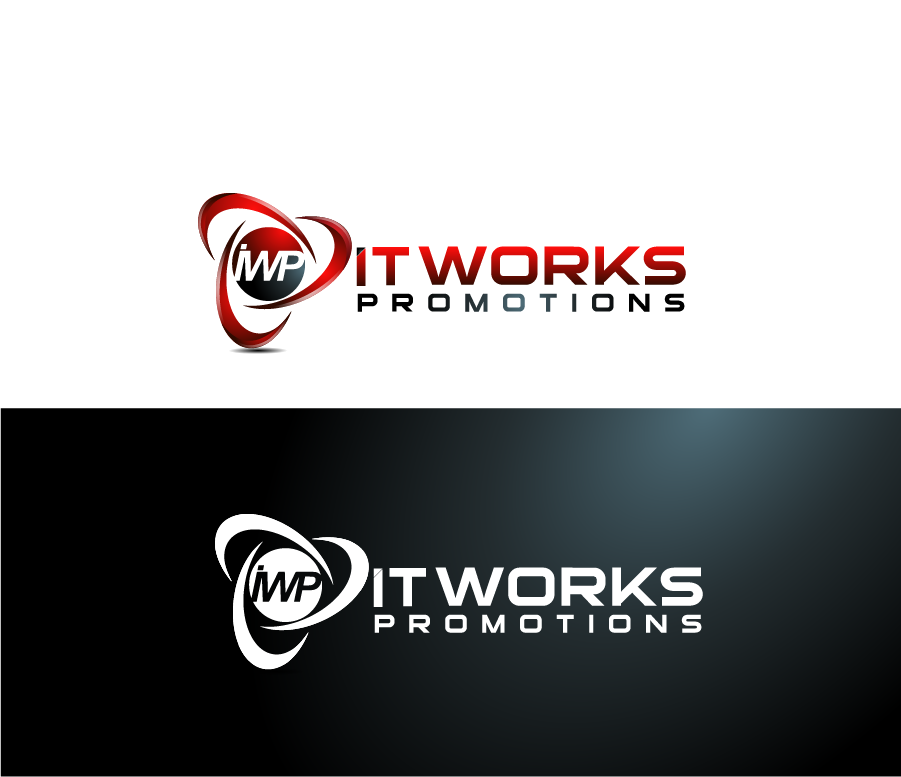 Logo Design by Private User - Entry No. 209 in the Logo Design Contest Creative Logo Design for It Works Promotions.