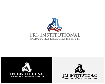 Logo Design by Private User - Entry No. 81 in the Logo Design Contest Inspiring Logo Design for Tri-Institutional Therapeutics Discovery Institute.