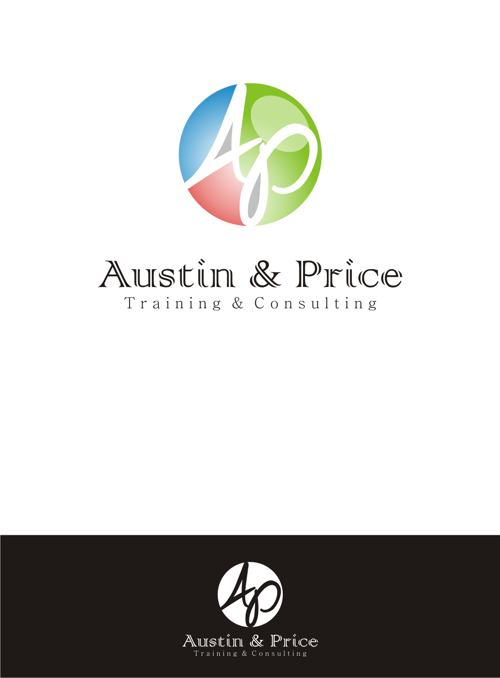 Logo Design by Nthus Nthis - Entry No. 116 in the Logo Design Contest Artistic Logo Design for Austin Price Advisory.