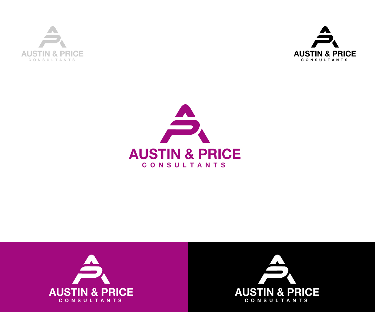 Logo Design by Rahul Thakre - Entry No. 121 in the Logo Design Contest Artistic Logo Design for Austin Price Advisory.