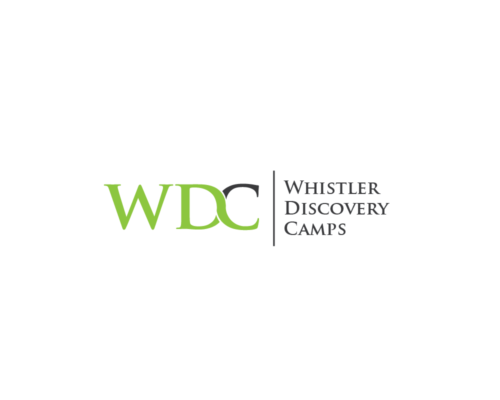 Logo Design by roc - Entry No. 3 in the Logo Design Contest Captivating Logo Design for Whistler Discovery Camps.