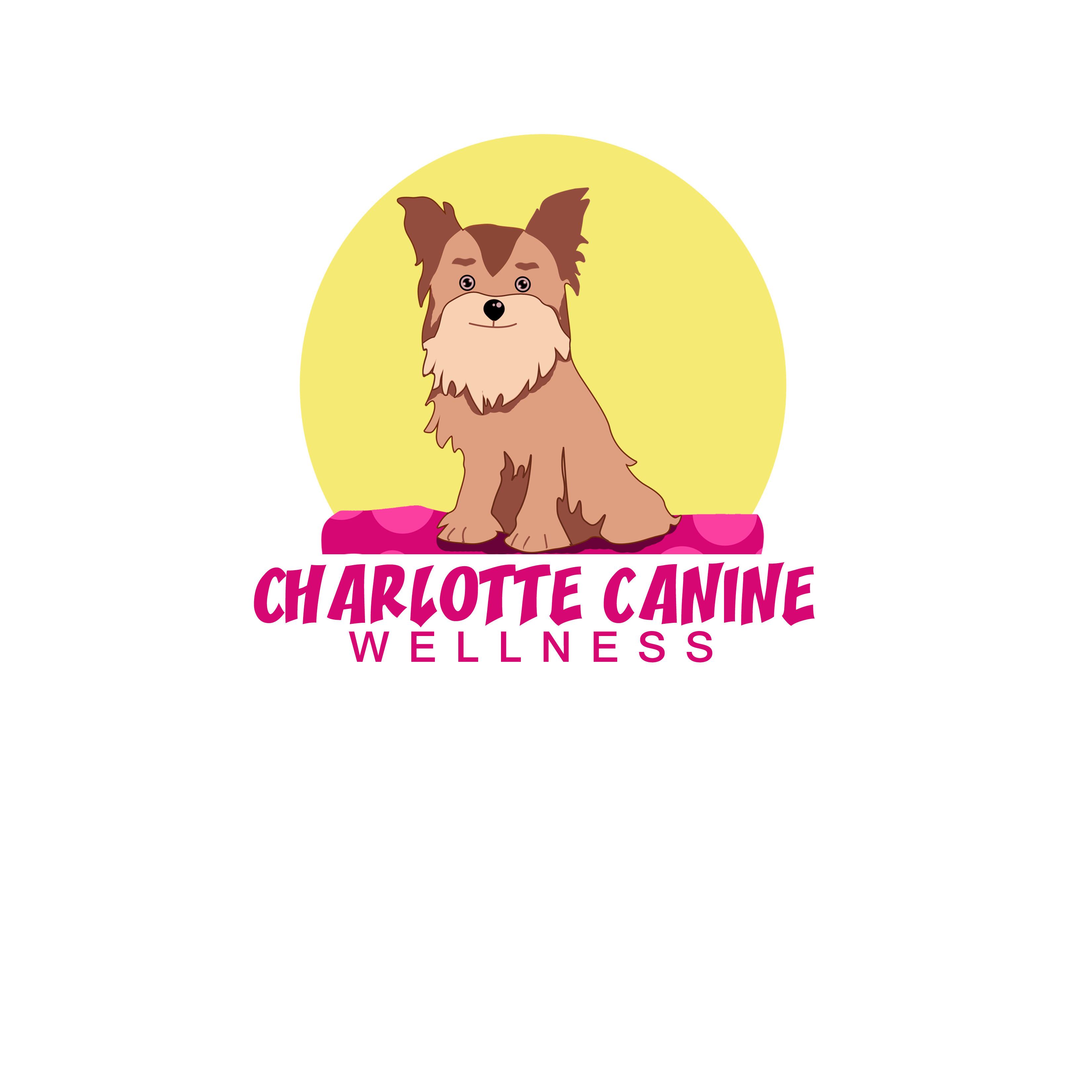 Logo Design by Allan Esclamado - Entry No. 17 in the Logo Design Contest New Logo Design for Charlotte Canine Wellness.