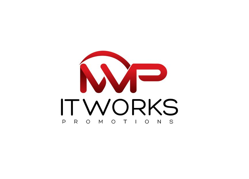 Logo Design by Tenstar Design - Entry No. 218 in the Logo Design Contest Creative Logo Design for It Works Promotions.