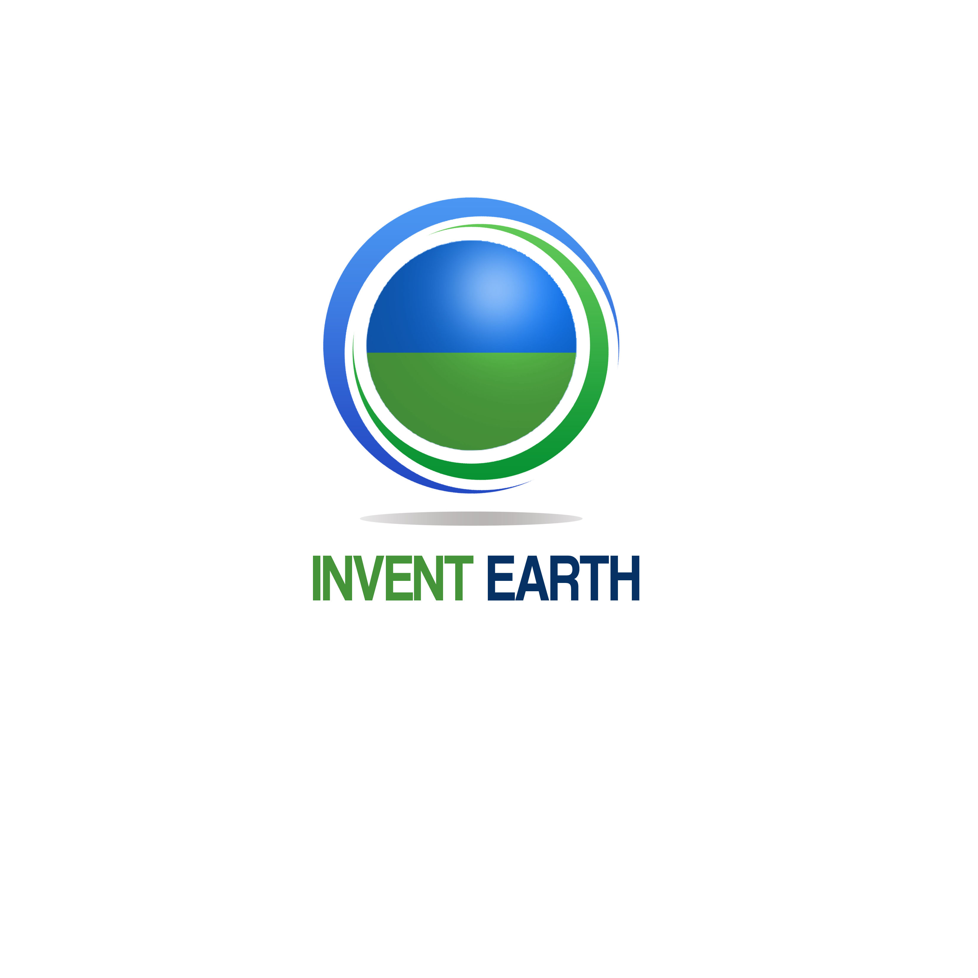 Logo Design by Allan Esclamado - Entry No. 98 in the Logo Design Contest Artistic Logo Design for Invent Earth.