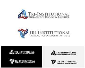 Logo Design by Private User - Entry No. 84 in the Logo Design Contest Inspiring Logo Design for Tri-Institutional Therapeutics Discovery Institute.