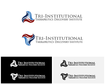 Logo Design by Private User - Entry No. 85 in the Logo Design Contest Inspiring Logo Design for Tri-Institutional Therapeutics Discovery Institute.