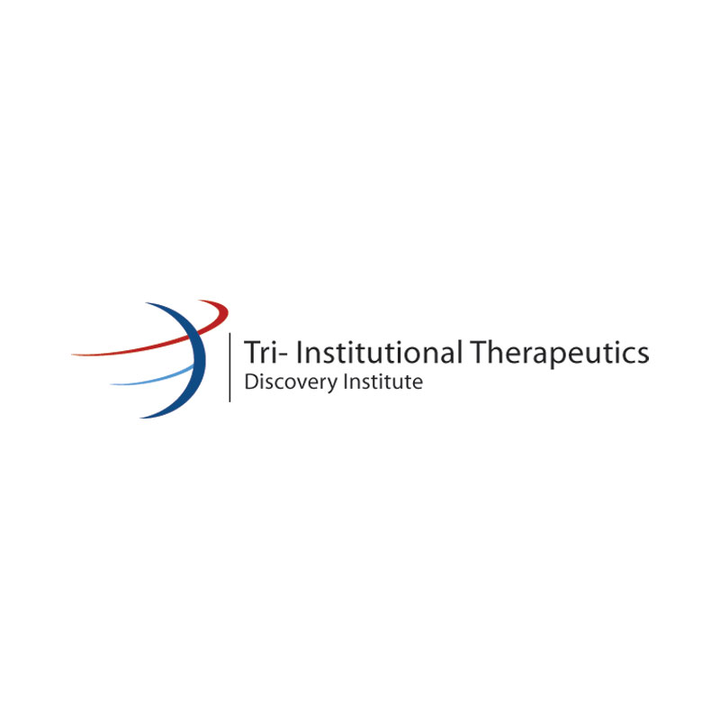 Logo Design by Private User - Entry No. 86 in the Logo Design Contest Inspiring Logo Design for Tri-Institutional Therapeutics Discovery Institute.