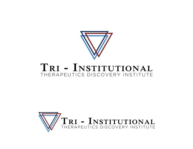 Logo Design by Juan_Kata - Entry No. 92 in the Logo Design Contest Inspiring Logo Design for Tri-Institutional Therapeutics Discovery Institute.