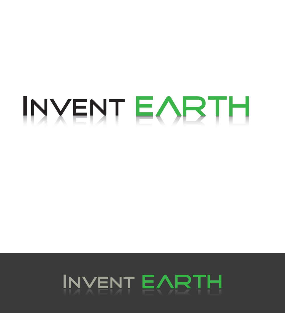 Logo Design by Private User - Entry No. 100 in the Logo Design Contest Artistic Logo Design for Invent Earth.