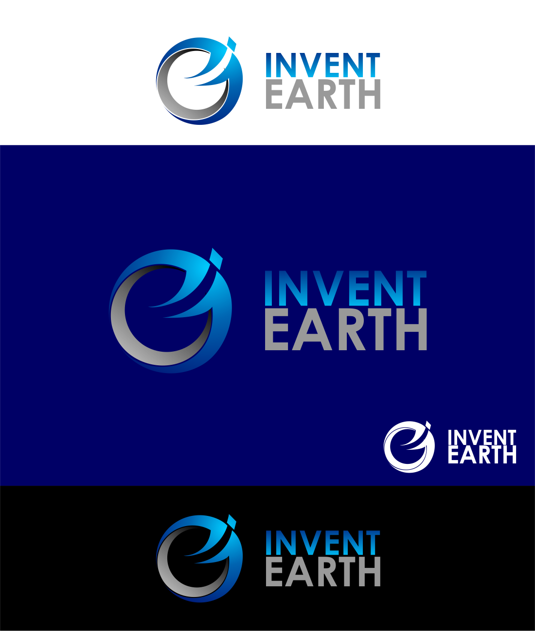 Logo Design by Agus Martoyo - Entry No. 101 in the Logo Design Contest Artistic Logo Design for Invent Earth.