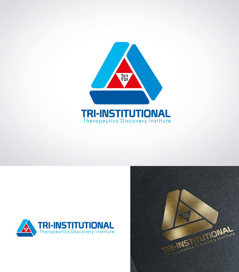Logo Design by Puspita Wahyuni - Entry No. 94 in the Logo Design Contest Inspiring Logo Design for Tri-Institutional Therapeutics Discovery Institute.