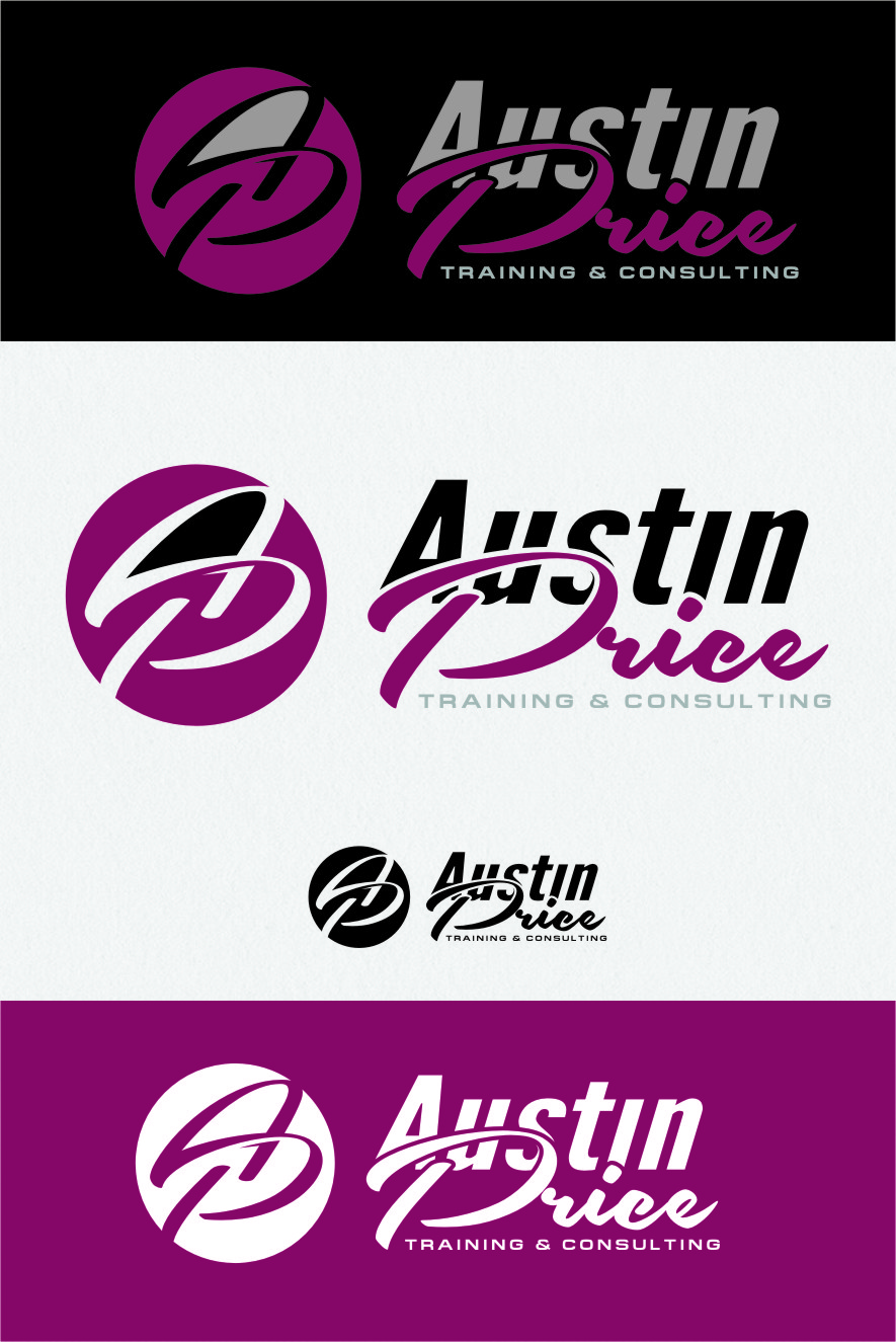 Logo Design by RasYa Muhammad Athaya - Entry No. 135 in the Logo Design Contest Artistic Logo Design for Austin Price Advisory.