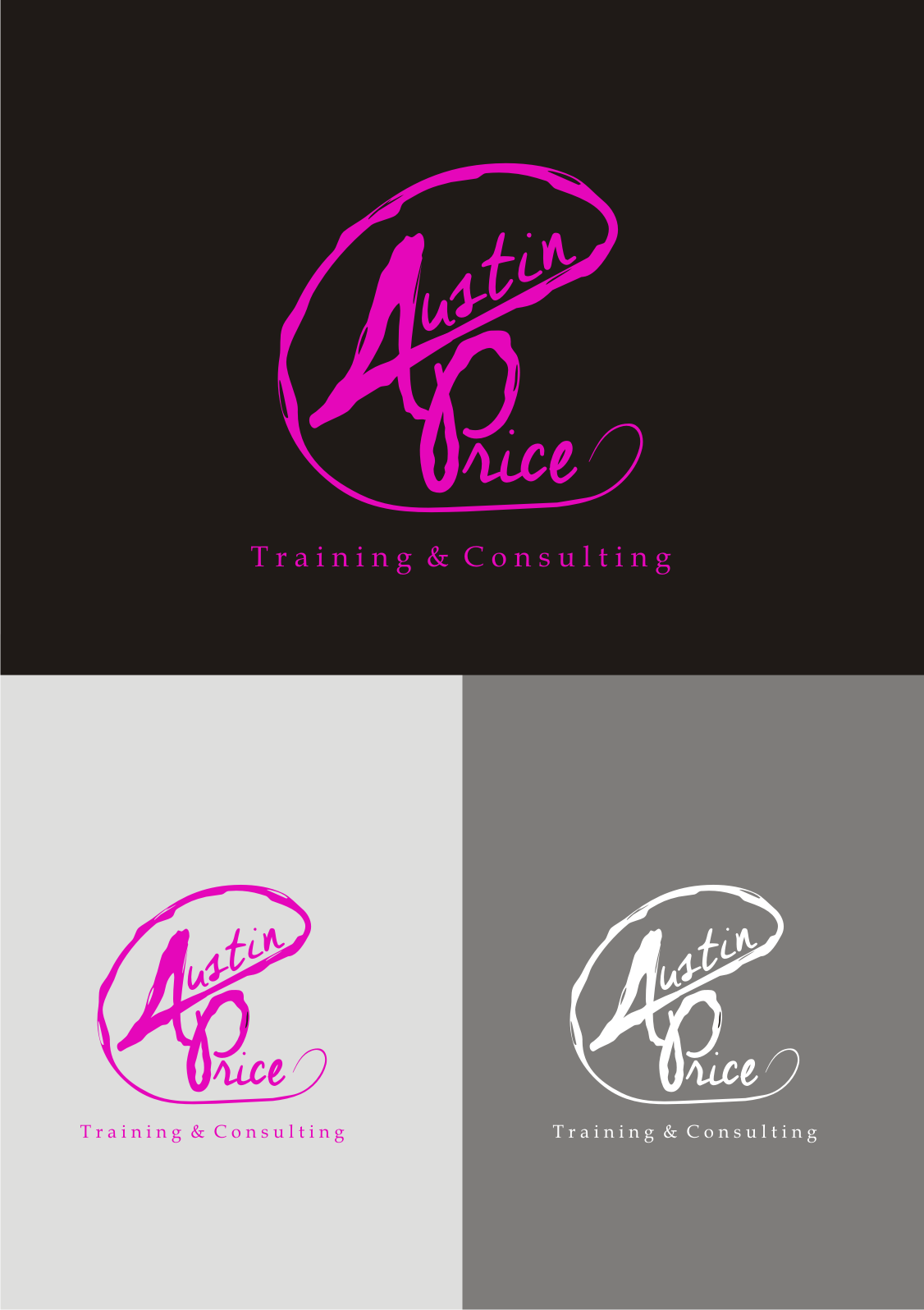 Logo Design by Nthus Nthis - Entry No. 136 in the Logo Design Contest Artistic Logo Design for Austin Price Advisory.