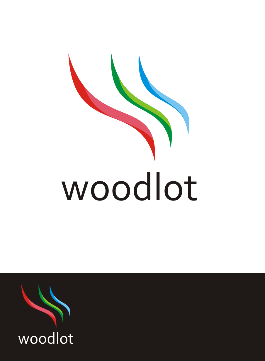 Logo Design by Nthus Nthis - Entry No. 2 in the Logo Design Contest Fun Logo Design for woodlot.