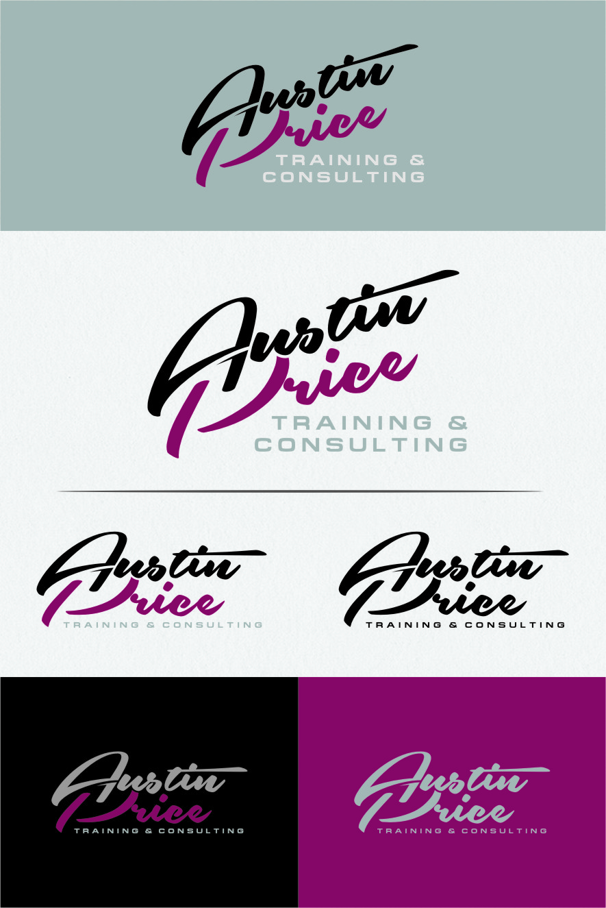 Logo Design by Ngepet_art - Entry No. 138 in the Logo Design Contest Artistic Logo Design for Austin Price Advisory.