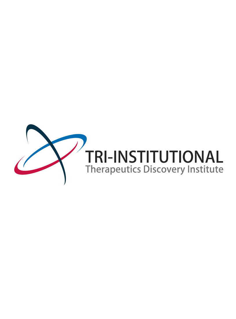 Logo Design by Private User - Entry No. 97 in the Logo Design Contest Inspiring Logo Design for Tri-Institutional Therapeutics Discovery Institute.