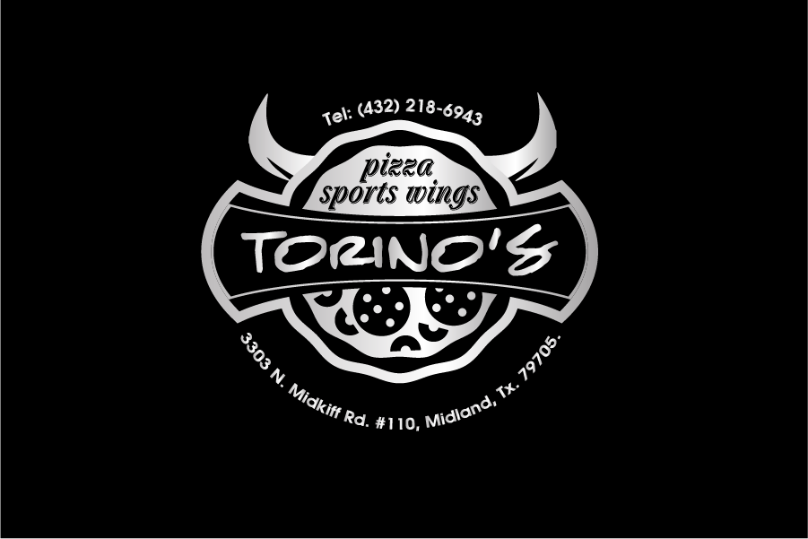 Custom Design by Private User - Entry No. 36 in the Custom Design Contest Torino's Pizza Bar Custom Design.