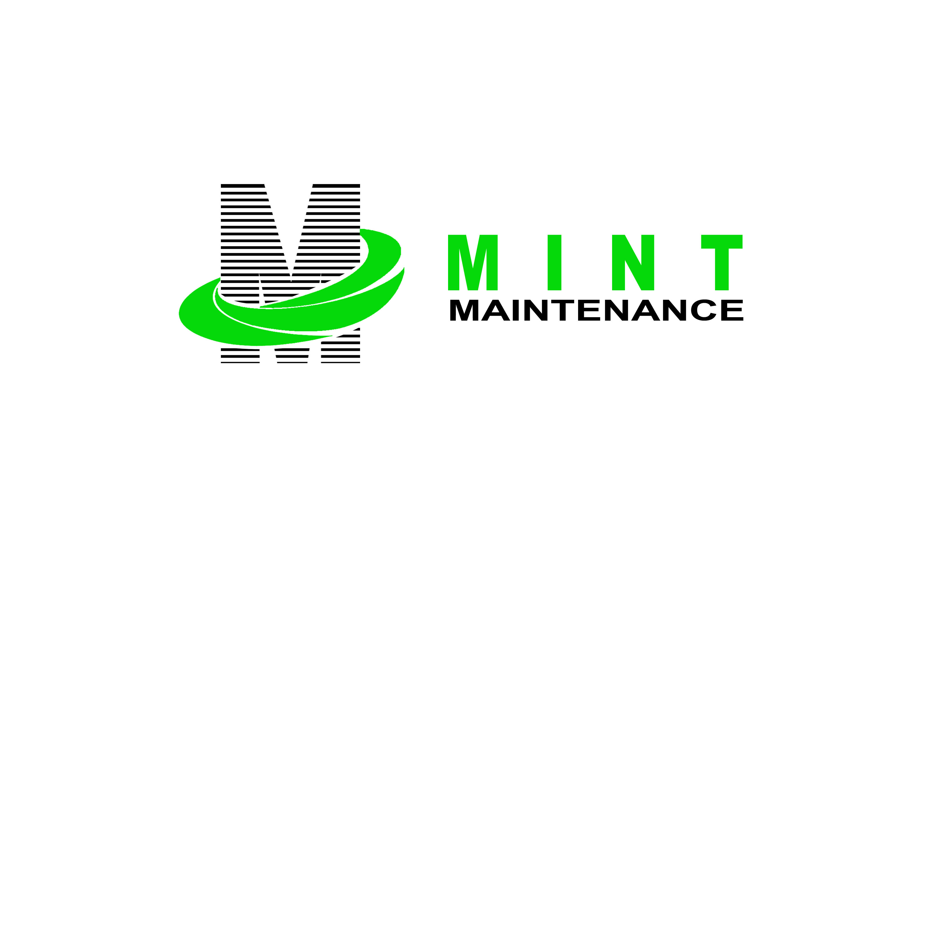 Logo Design by Allan Esclamado - Entry No. 209 in the Logo Design Contest Creative Logo Design for Mint Maintenance.