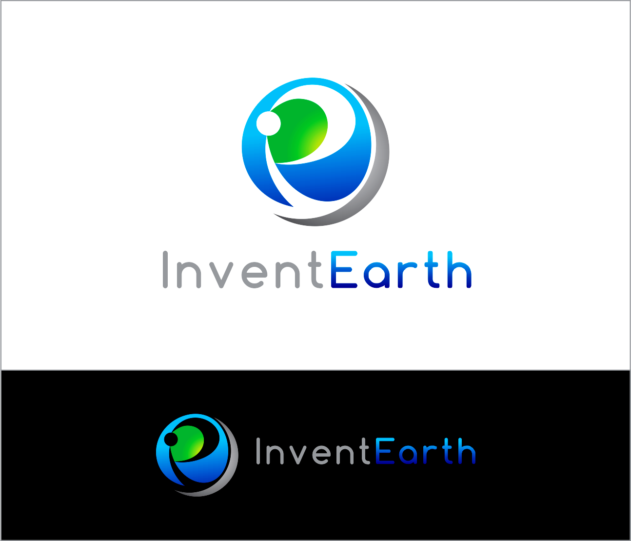 Logo Design by Armada Jamaluddin - Entry No. 113 in the Logo Design Contest Artistic Logo Design for Invent Earth.