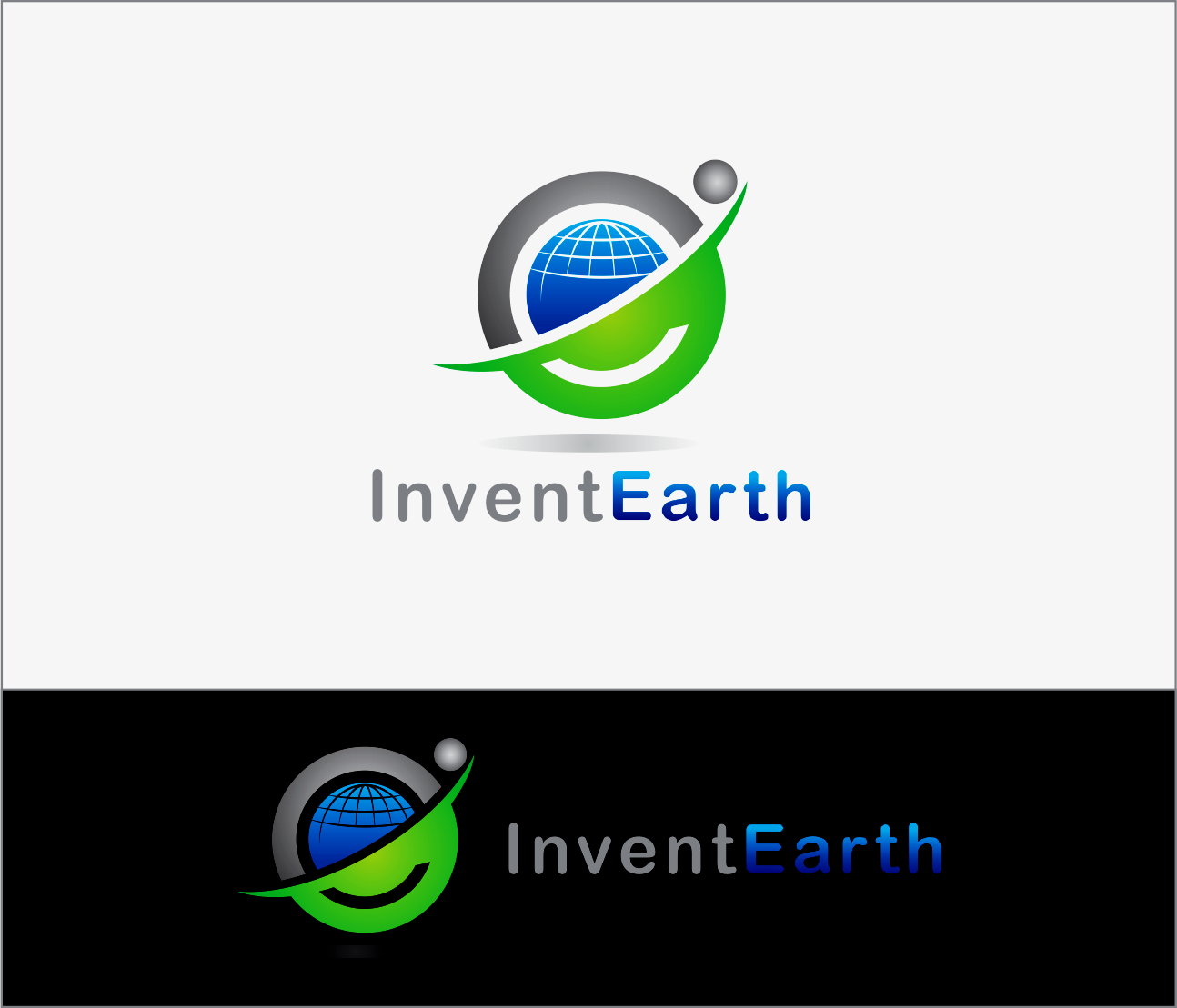 Logo Design by Armada Jamaluddin - Entry No. 115 in the Logo Design Contest Artistic Logo Design for Invent Earth.