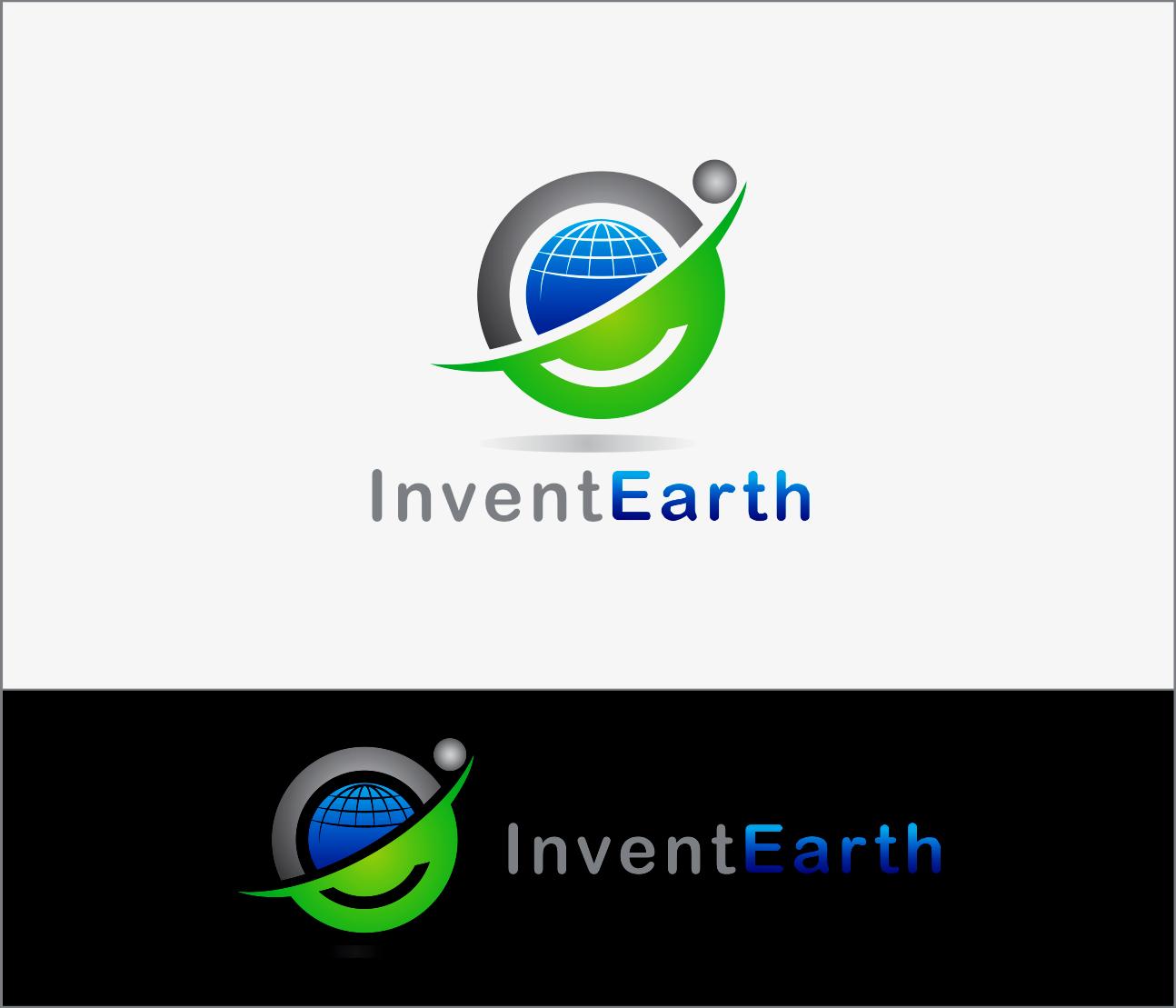 Logo Design by Armada Jamaluddin - Entry No. 115 in the Logo Design Contest Artistic Logo Design for Invent Earth.