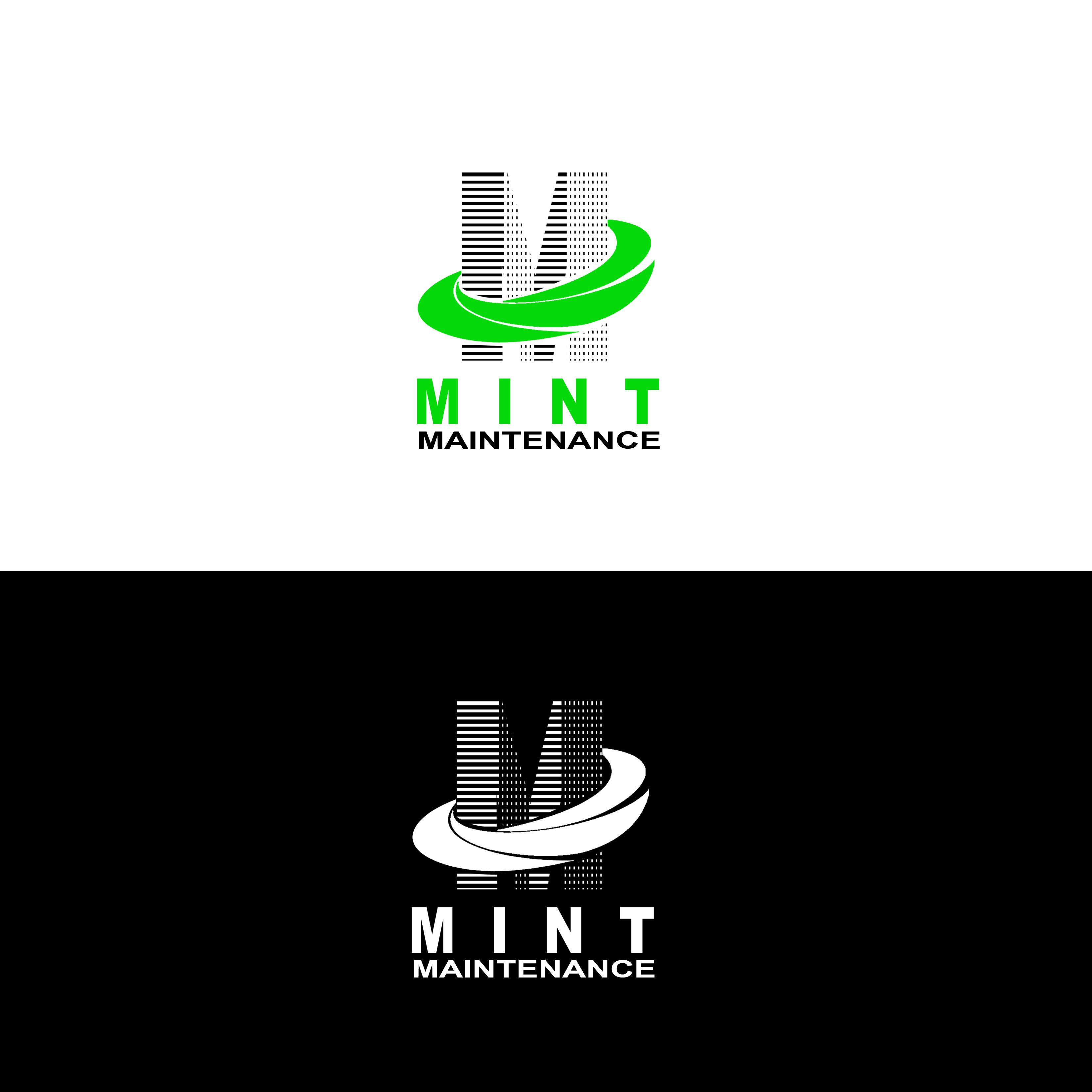 Logo Design by Allan Esclamado - Entry No. 211 in the Logo Design Contest Creative Logo Design for Mint Maintenance.