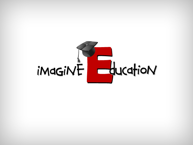 Logo Design by Aysar - Entry No. 16 in the Logo Design Contest Imagine Education.