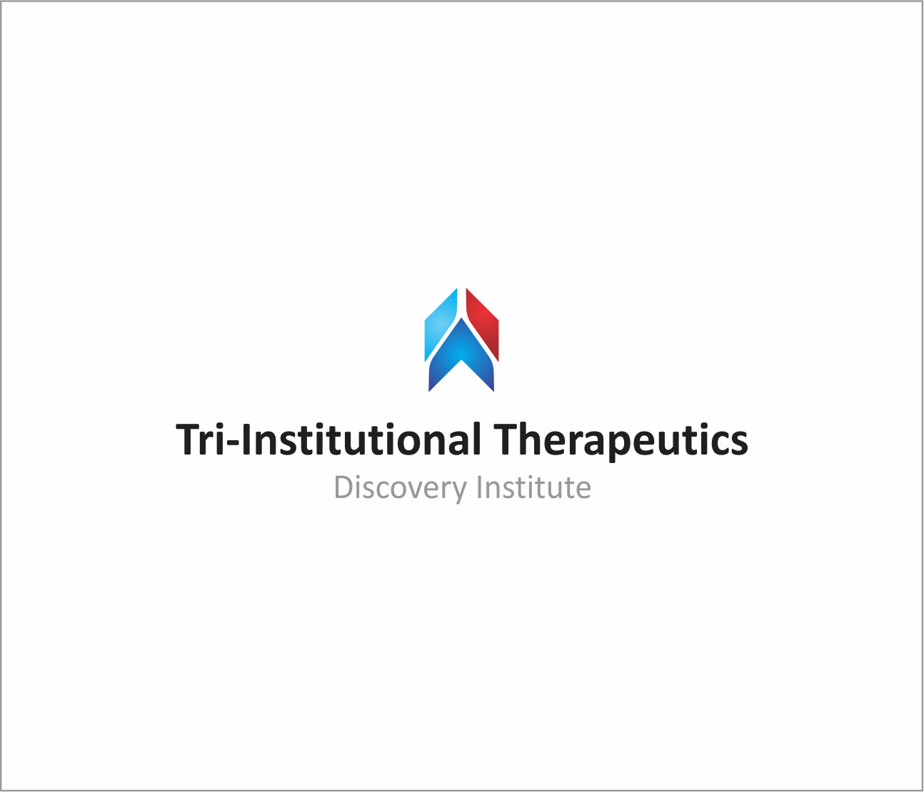 Logo Design by Armada Jamaluddin - Entry No. 102 in the Logo Design Contest Inspiring Logo Design for Tri-Institutional Therapeutics Discovery Institute.