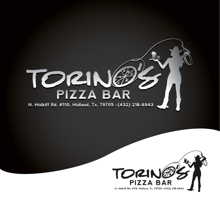Custom Design by luna - Entry No. 40 in the Custom Design Contest Torino's Pizza Bar Custom Design.