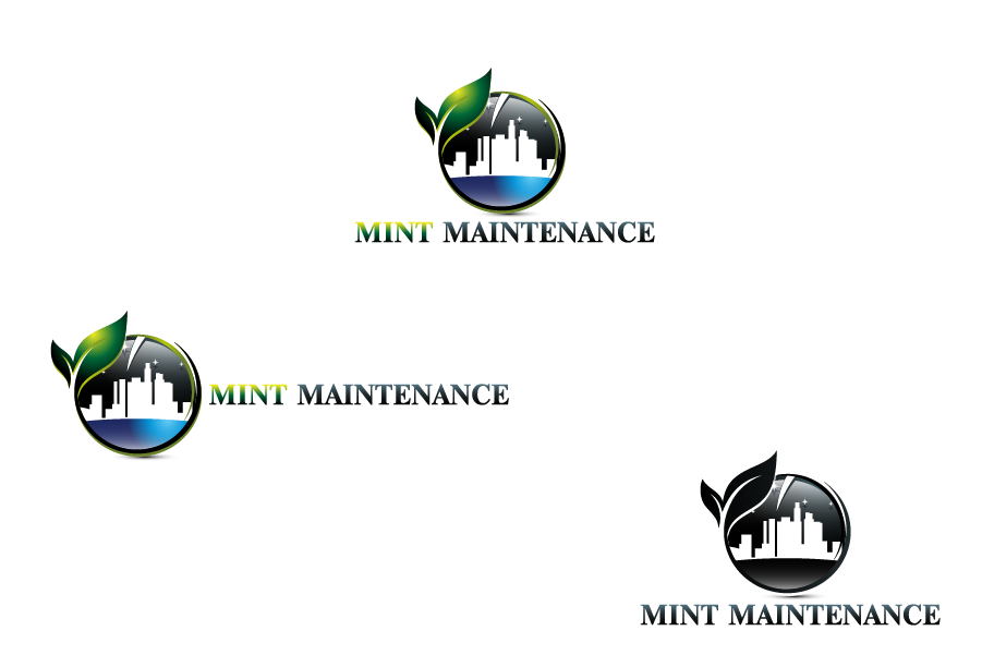 Logo Design by Private User - Entry No. 214 in the Logo Design Contest Creative Logo Design for Mint Maintenance.