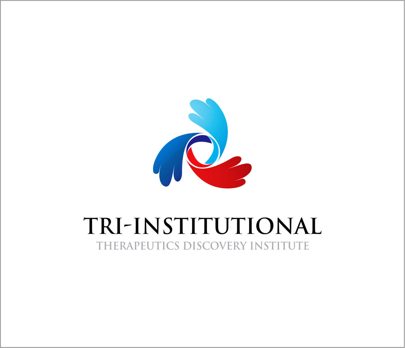 Logo Design by Armada Jamaluddin - Entry No. 104 in the Logo Design Contest Inspiring Logo Design for Tri-Institutional Therapeutics Discovery Institute.