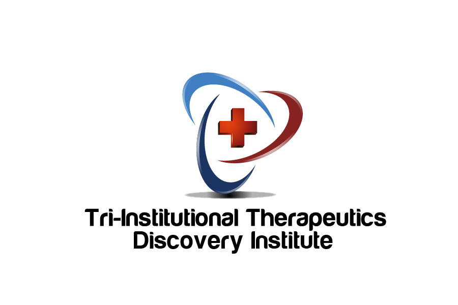 Logo Design by Private User - Entry No. 106 in the Logo Design Contest Inspiring Logo Design for Tri-Institutional Therapeutics Discovery Institute.