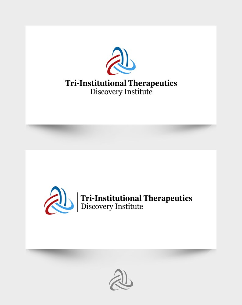 Logo Design by Respati Himawan - Entry No. 108 in the Logo Design Contest Inspiring Logo Design for Tri-Institutional Therapeutics Discovery Institute.