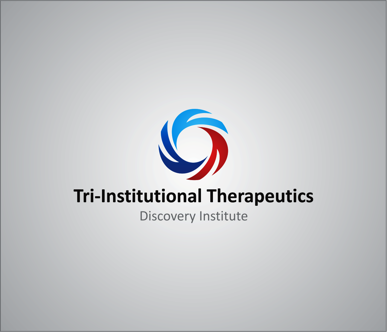 Logo Design by Armada Jamaluddin - Entry No. 109 in the Logo Design Contest Inspiring Logo Design for Tri-Institutional Therapeutics Discovery Institute.