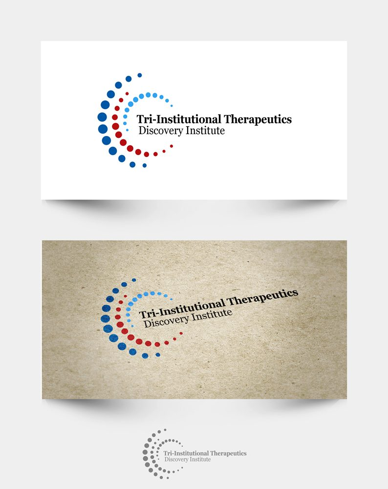 Logo Design by Respati Himawan - Entry No. 111 in the Logo Design Contest Inspiring Logo Design for Tri-Institutional Therapeutics Discovery Institute.