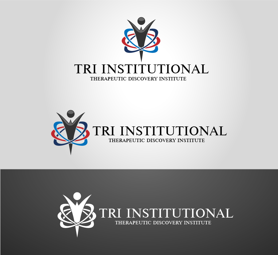 Logo Design by brands_in - Entry No. 112 in the Logo Design Contest Inspiring Logo Design for Tri-Institutional Therapeutics Discovery Institute.