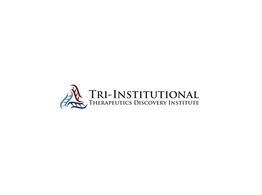 Logo Design by untung - Entry No. 113 in the Logo Design Contest Inspiring Logo Design for Tri-Institutional Therapeutics Discovery Institute.