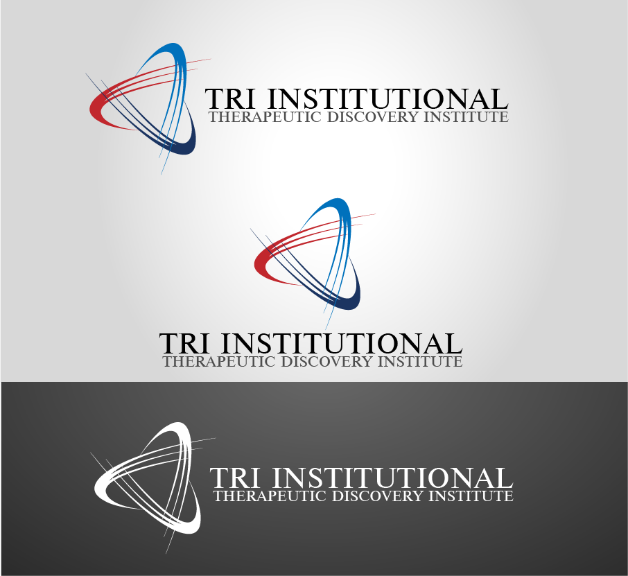 Logo Design by brands_in - Entry No. 115 in the Logo Design Contest Inspiring Logo Design for Tri-Institutional Therapeutics Discovery Institute.