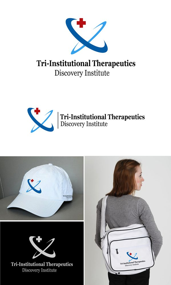 Logo Design by Respati Himawan - Entry No. 116 in the Logo Design Contest Inspiring Logo Design for Tri-Institutional Therapeutics Discovery Institute.