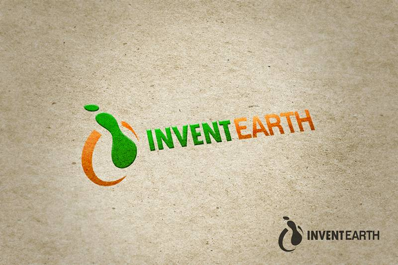 Logo Design by Respati Himawan - Entry No. 122 in the Logo Design Contest Artistic Logo Design for Invent Earth.