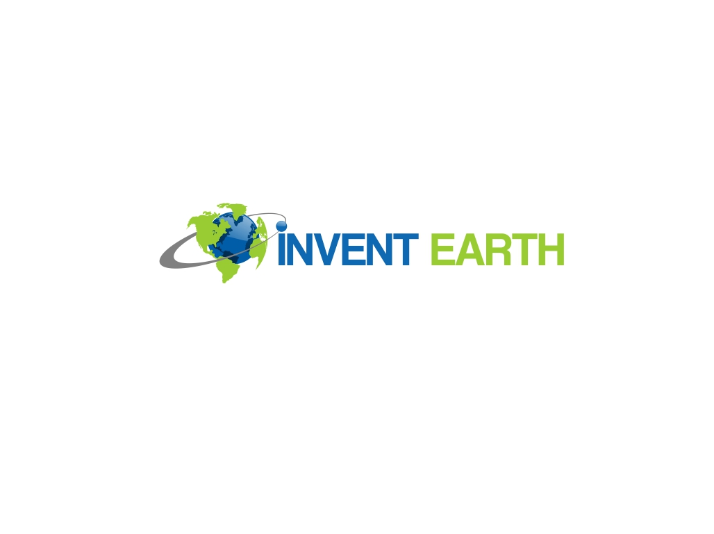 Logo Design by Chris Frederickson - Entry No. 123 in the Logo Design Contest Artistic Logo Design for Invent Earth.