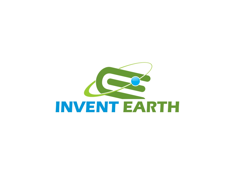 Logo Design by Chris Frederickson - Entry No. 124 in the Logo Design Contest Artistic Logo Design for Invent Earth.