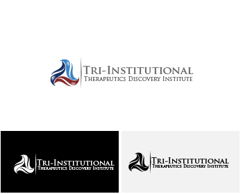 Logo Design by Private User - Entry No. 120 in the Logo Design Contest Inspiring Logo Design for Tri-Institutional Therapeutics Discovery Institute.