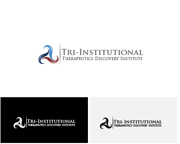 Logo Design by Private User - Entry No. 121 in the Logo Design Contest Inspiring Logo Design for Tri-Institutional Therapeutics Discovery Institute.