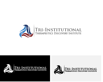 Logo Design by Private User - Entry No. 122 in the Logo Design Contest Inspiring Logo Design for Tri-Institutional Therapeutics Discovery Institute.