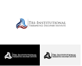 Logo Design by Private User - Entry No. 123 in the Logo Design Contest Inspiring Logo Design for Tri-Institutional Therapeutics Discovery Institute.